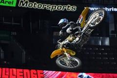 Motocross livre do estilo do milot de Ben Fotos de Stock Royalty Free