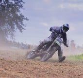 Motocross. Royalty Free Stock Photos
