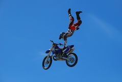 Motocross MX Stockbild