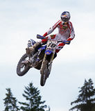 Motocross mx jumper colton facciotti Stock Photo