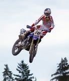 Motocross mx jumper colton facciotti Stock Photo