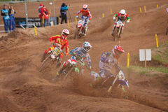Motocross of Nations 2014 Royalty Free Stock Image