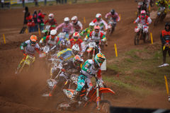 Motocross of Nations 2014 Royalty Free Stock Photo