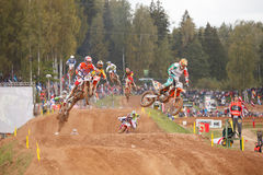 Motocross of Nations 2014 Stock Images