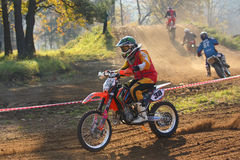 Motocross  Race Stock Images
