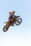 Motocross race Stock Photo
