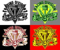 Motocross Racing Division mx Stock Photos