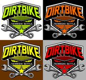 Motocross Racing Division mx Royalty Free Stock Images