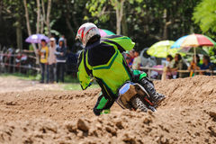 Motocross racing event fuse 2015 Royalty Free Stock Photos