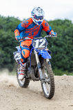 Motocross Rider Royalty Free Stock Image
