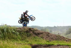 Motocross Stock Photography
