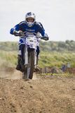 Motocross Riders. Royalty Free Stock Image