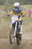 Motocross Riders. Royalty Free Stock Photo