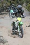 Motocross setkarzi Obrazy Stock