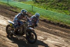 Motocross Sidecar Стоковые Изображения