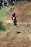 Motocross speed,Nikolay Yovchev 2. Royalty Free Stock Photo