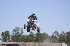 motocross target2073_0_ Zdjęcia Royalty Free