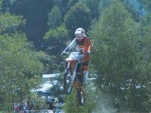 Motocross Ukraina Royaltyfri Foto