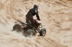 Motocross świetlicowy trening Obraz Stock