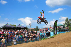 Motocross World Championship Stock Photography