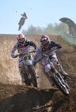 Motocross World Championship MX3 Royalty Free Stock Photos