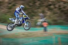 Motocross World Championship MX3 and WMX, Slovakia Stock Image