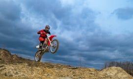 motocross royalty-vrije stock foto