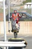 Motocrossfristil Royaltyfri Foto