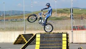 Motocrossfristil Royaltyfri Bild