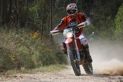 Motocrossreiter Stockbilder