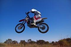 Motocrosssport Lizenzfreie Stockbilder