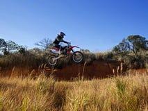 Motocrosssport Stockfotos