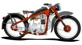 Motocycle royalty ilustracja