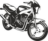 Motocycle Stock Image