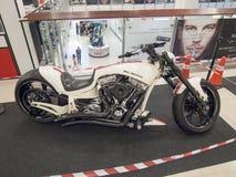 Motocycle de patron Photos stock