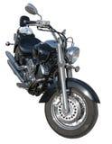 Motocycle de route de cru. Photo libre de droits