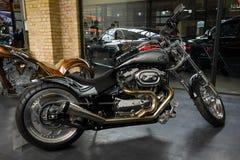 Motocycle Harley-Davidson Obyczajowy rower Fotografia Stock