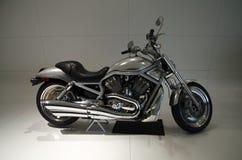 Motocycle su fondo neutrale Fotografia Stock Libera da Diritti