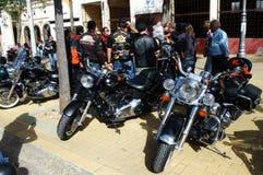Motocycles Стоковая Фотография RF