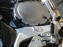 Motocyclette 3 Images libres de droits