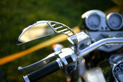 Motocyclette Photos stock