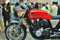 Motocyclette de Honda CB1100 images stock