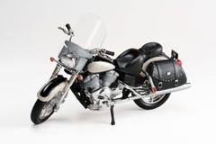 Motocyclette de jouet Photographie stock libre de droits
