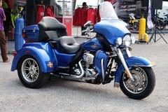 Motocyclette de luxe Photographie stock