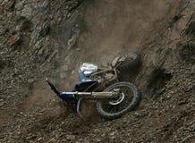 Motocyclette extrême Photos libres de droits