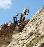 Motocyclette extrême Photo stock
