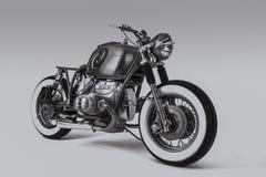 Motocyclette faite sur commande Images stock