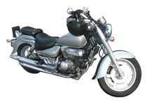 motocykl Zdjęcie Royalty Free