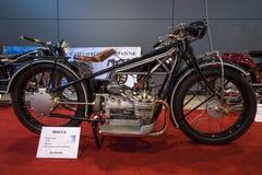 Motocykl BMW R42, 1926 Fotografia Royalty Free