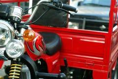 Motocykl ciężarówka Obraz Royalty Free